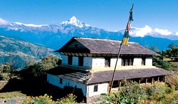 Center Nepal Remote