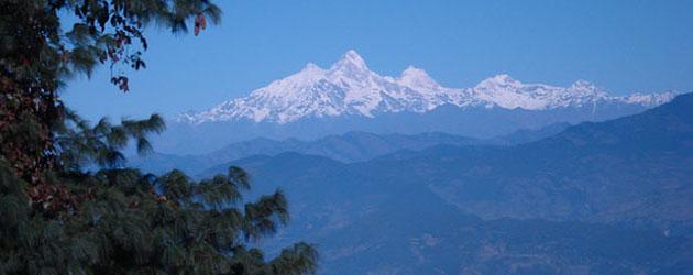 kathmandu valley rim trek photo