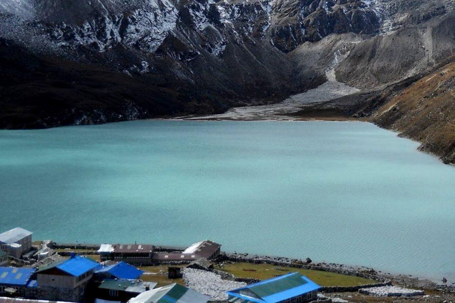 Dudh Pokhari himalaya trekking