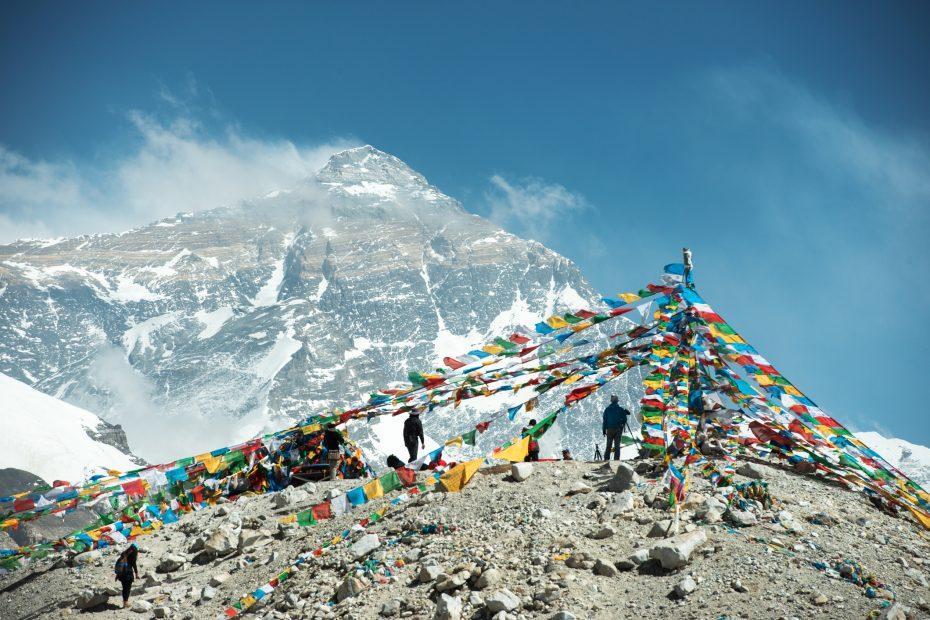 Trekking in Everest