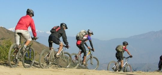 EBC Mountain Biking trip