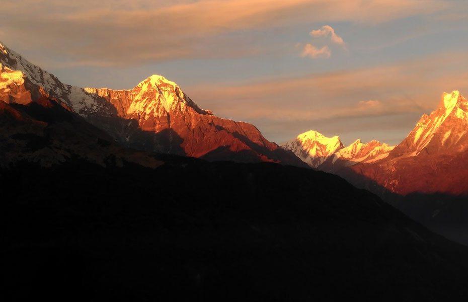 Khayer trek in Annapurna