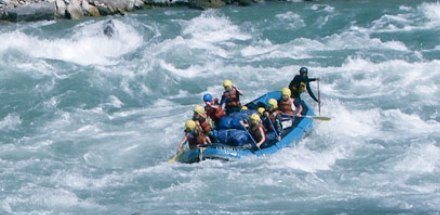 Kaligandaki River Rafting Photo
