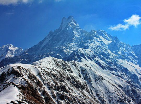 Mardi Himal trekking routes