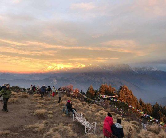 Ghorepani Poon hill treks
