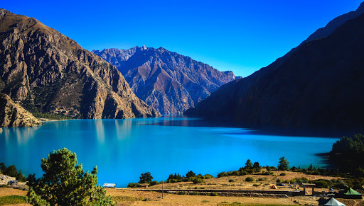 Phoksundo lake trek