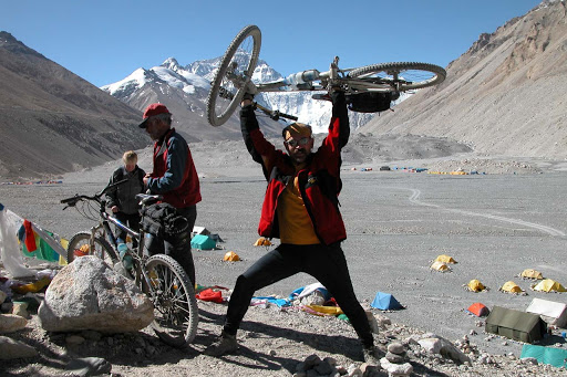 tibet mountain bike