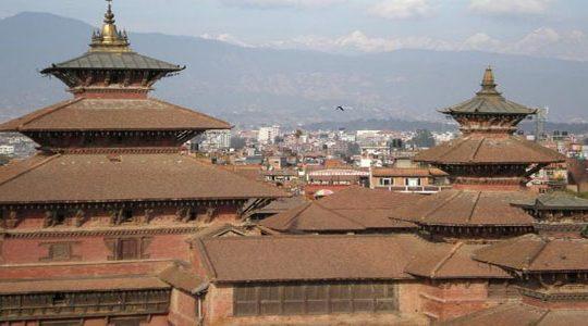 Patan sightseeing photo