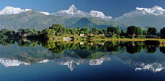 Pokhara City Photo