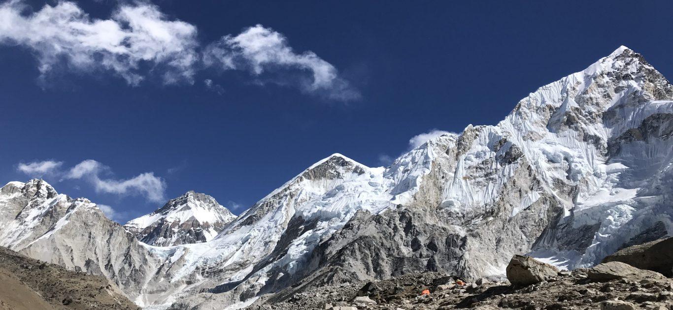 Everest trip for seniors