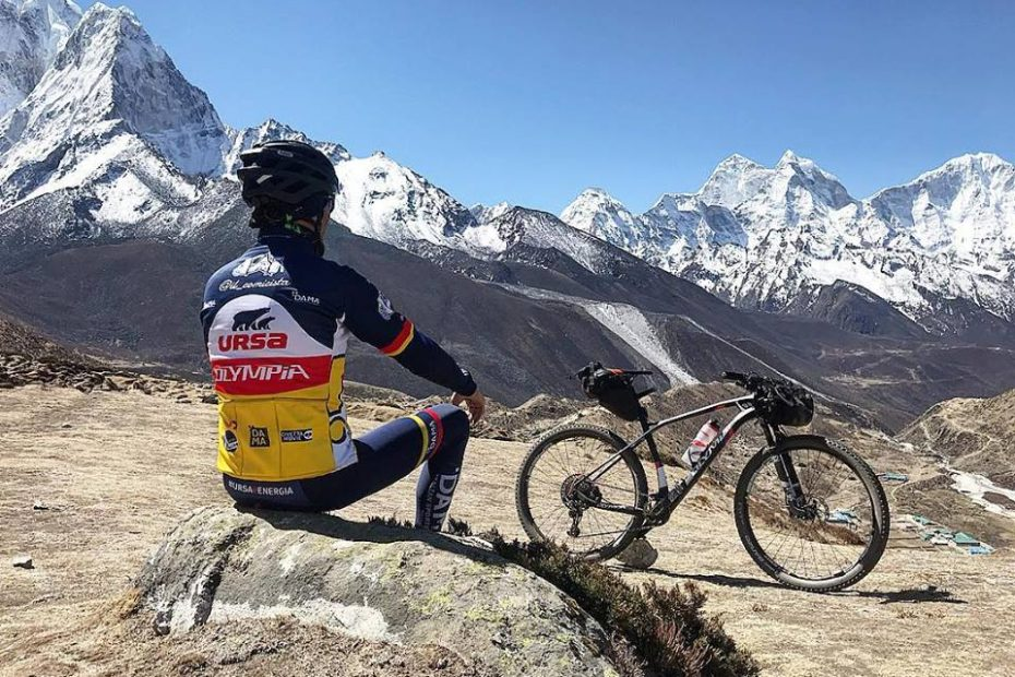 EBC biking trip